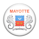 Flag, Mayotte, Of Icon