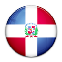 Dominican, Flag, Of, Republic Icon