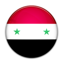 Flag, Of, Syria Icon