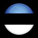Estonia, Flag, Of Icon