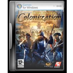 Civ, Colonization Icon