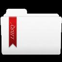 Folder, Libry Icon