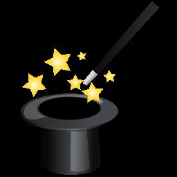 Hat Magic Icon Download Free Icons