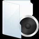 Audio, Light Icon