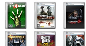 PC Games Icons