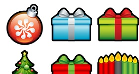 Christmas XP Icons