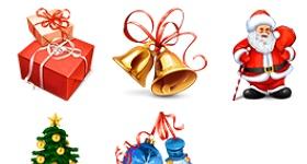 Christmas 4 Icons