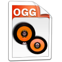Audio, Ogg Icon