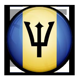 Barbados, Flag, Of Icon