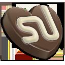 Heart, Stumbleupon Icon