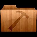Developer, Glossy Icon
