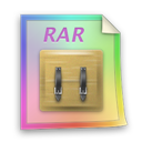 Files, Rar Icon