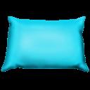 Blue, Pillow Icon