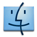 Dock, Finder Icon
