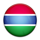 Flag, Gambia, Of, The Icon