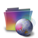 Folder, Ie Icon