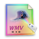 Files, Wmv Icon