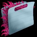 Folder, Tentacles Icon