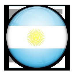 Argentina, Flag, Of Icon