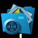Folder, Mp Icon