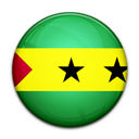 And, Flag, Of, Principe, Sao, Tome Icon