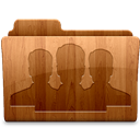 Glossy, Group Icon