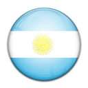 Argentina, Flag, Of Icon