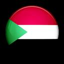 Flag, Of, Sudan Icon
