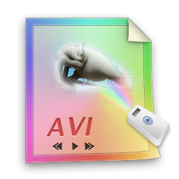 Avi, Files Icon