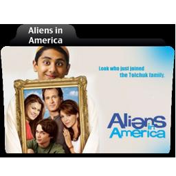 Aliens, America, In Icon