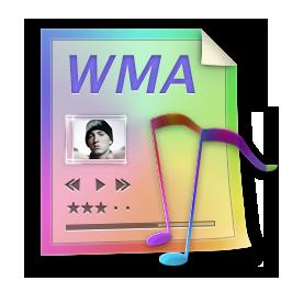 Files, Wma Icon