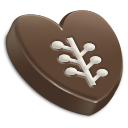 Heart, Newsvine Icon