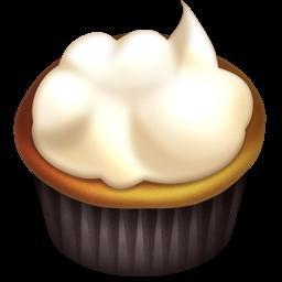 Buttercream, Cupcakes Icon