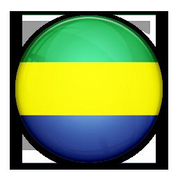 Flag, Gabon, Of Icon