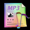 Files, Mp Icon
