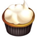 Buttercream, Cupcakes Icon
