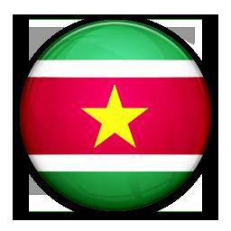 Flag, Of, Suriname Icon