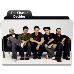 Chaser, Decides, The Icon