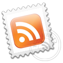 Grey, Rss, Stamp Icon