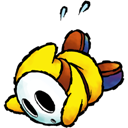 Shyguy, Yellow Icon