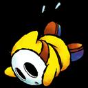 Shyguy, Yellow Icon