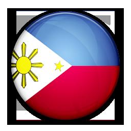 Flag, Of, Philippines Icon