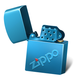 Lighter, Zippo Icon