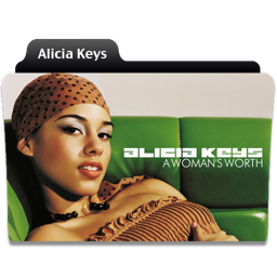 Alicia, Keys Icon