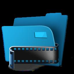 Folder Movie Icon Download Free Icons