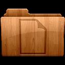 Document, Glossy Icon