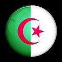 Algeria, Flag, Of Icon