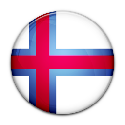 Faroe, Flag, Islands, Of Icon