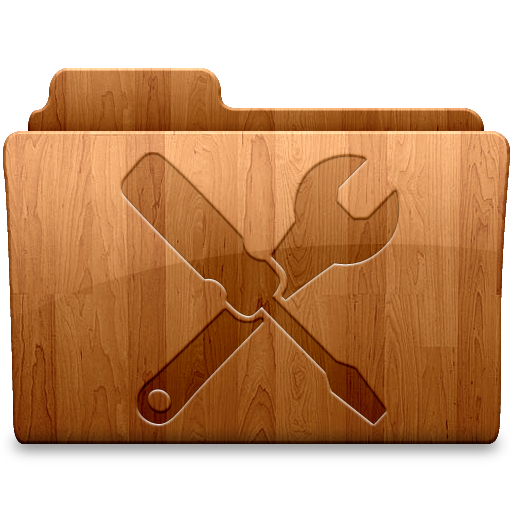 Glossy, Utilities Icon