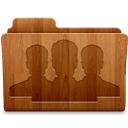 Group, Matte Icon